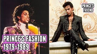 princes fashion evolution 1979 1989