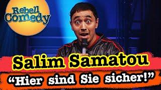 Salim Samatou – Verwechslung mit einem Flüchtling