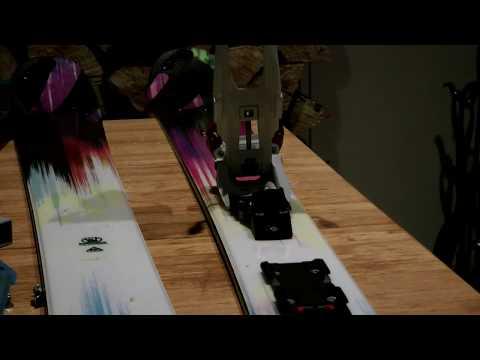 Marker F Tour Binding Adjustment