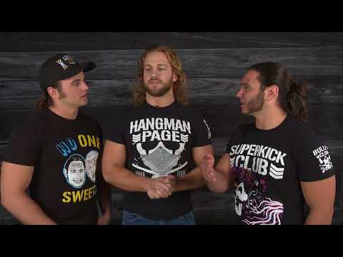Adam Page & The Young Bucks vs The Kingdom In West Palm Beach