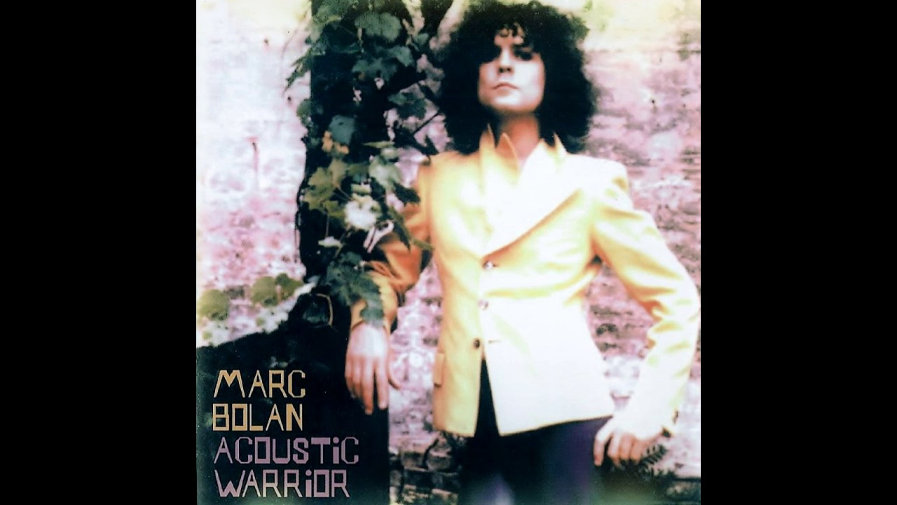 marc bolan complete discography