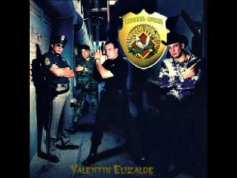 Valentín Elizalde - Corridos Entre Amigos - Disco Completo (2003)