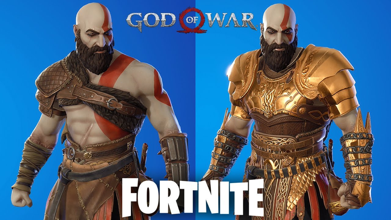 Fortnite Kratos From God Of War Available Now Youtube Gaming legends outfit · 1,500. fortnite kratos from god of war available now