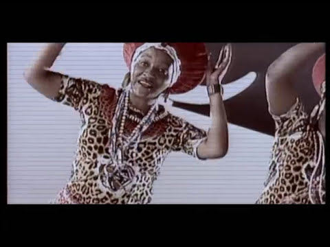 The Art of Noise featuring Mahlathini And The Mahotella Queens ‎– Yebo! (Official Video)