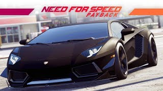 Lamborghini Aventador mit 400KM/H? – NEED FOR SPEED Payback #64 | 4K Gameplay German