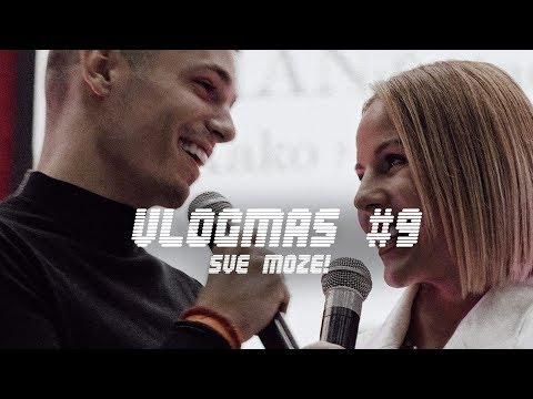 SVE MOZE! | #VLOGMAS9