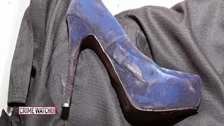 She stabbed her boyfriend 25 times with a stiletto heel