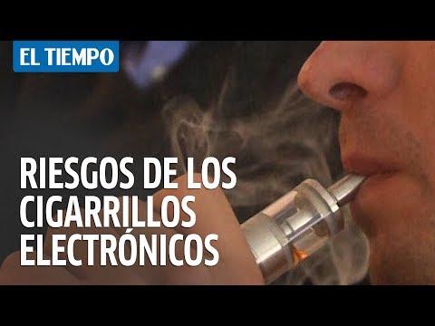 Los Riesgos Relacionados A Los Cigarrillos Electrónicos