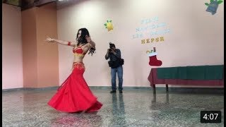 Ónice Flores - Belly Dance - Soft Baladí de Nikolas Kirlis