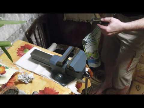 Тиски ТСС-140 Глазовского завода ,,Металлист,,