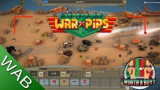 Warpip Review - Army tug of War Game (Video Game Video Review)