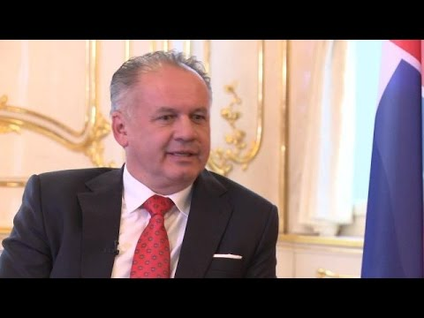 The President of Slovakia