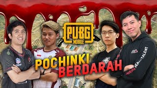 MAIN BARENG PRO PLAYER POCHINKI KERAS - PUBG MOBILE INDONESIA