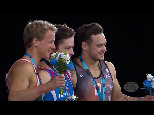 2017 Artistic Worlds, Montreal – Highlights : Apparatus Finals, Day 2