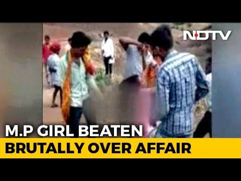 Woman Who Ran Away With Dalit Man Thrashed By Family In Madhya Pradesh
