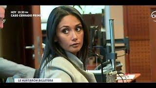 Pamela Díaz habló de su cara a cara con mujer que le robó LA MAÑANA