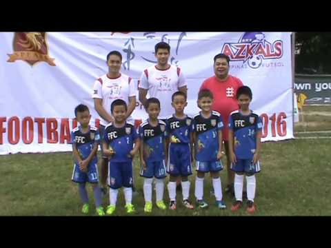 Pru Life U.K. Football for a Better Life Dumaguete City Aug.21-22, 2016