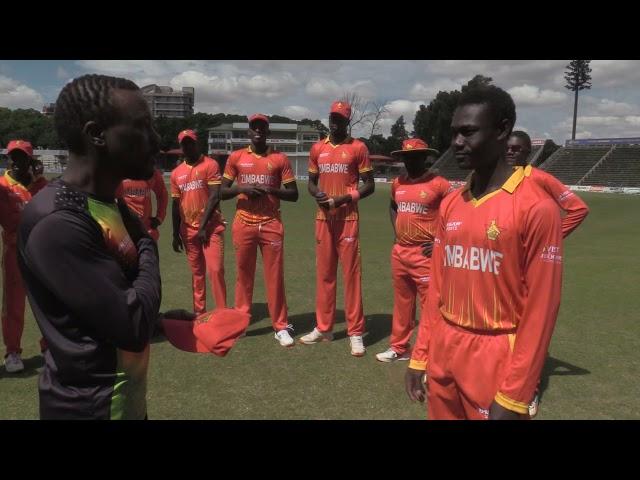 T20I Debut | Tadiwanashe Marumani