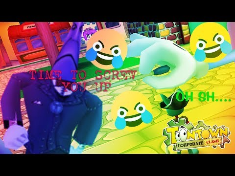 BACK STABBER INVASION + MORE QUESTS - Toontown Corporate Clash