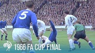 1966 FA Cup Final: Everton vs Sheffield Wednesday | British Pathé