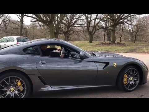 Ferrari 599 GTB amazing sound!