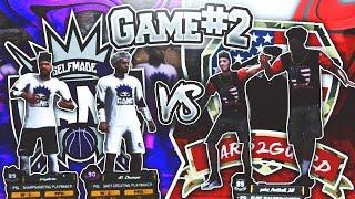 NBA 2K18 | SMG VS H2G CREW WARS 🔥 (GAME 2) • 34-0 👀🔥