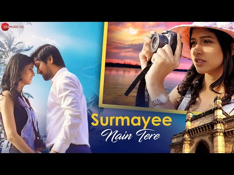 Surmayee Nain Tere - Official Music Video | Sandesh & Sheetal | Sonu Singh | Jitendra S Tomar