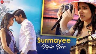 Surmayee Nain Tere - Official Music Video | Sandesh & Sheetal | Sonu Singh | Jitendra S Tomar
