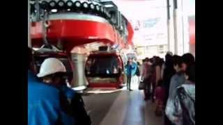 Un viaje en TELEFERICO  a 3600 msnm, La Paz - Bolivia