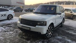 Range Rover 2012 - Секонд Тест