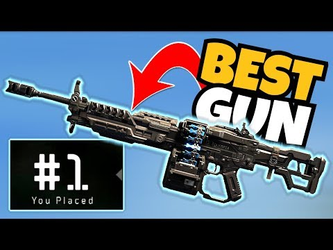 BEST GUN IN BLACKOUT!! (Call of Duty: Black Ops 4 - Battle Royale) Gameplay thumbnail