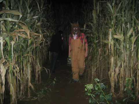 Haunted Corn Maze Oct 21 2009