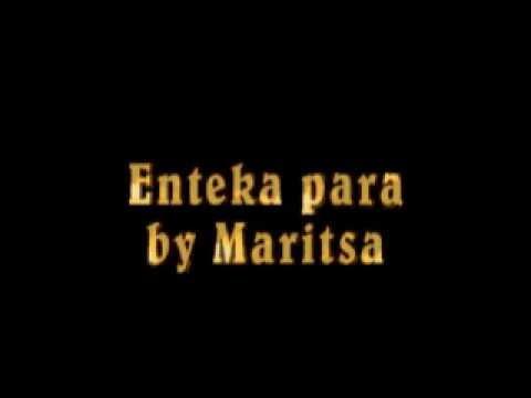 Enteka para Natasa Theodwridou by Maritsa