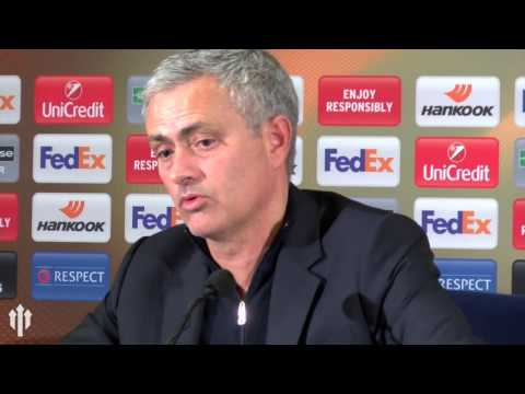 Jose Mourinho on Bastian: 'I Decide No' FULL PRESS CONFERENCE Swansea City vs Manchester United