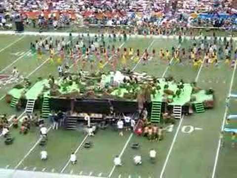 Backstreetboys at Pro Bowl 2006