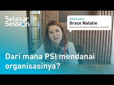 ▸ Mengungkap Sumber Dana Partai Solidaritas Indonesia // Grace Natalie