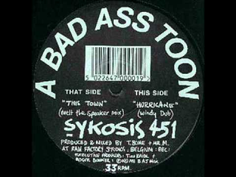 Sykosis 451-This Town (Melt The Speaker Mix)