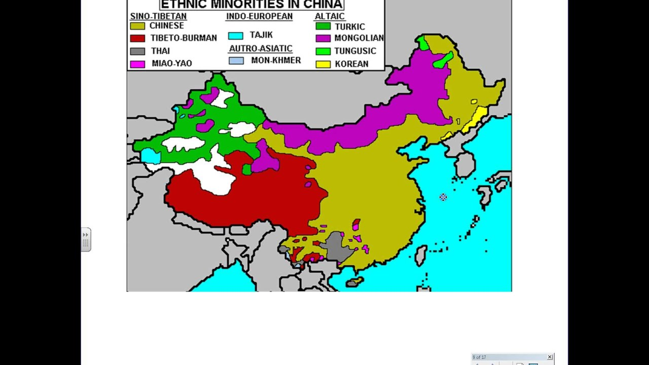 Ancient China Geography and 1st Dynasty - YouTube