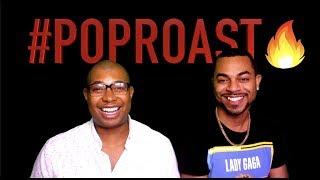 #PopRoast with Chris & Alex Podcast Roast Current Hot topics