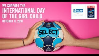 Meshkov Brest support the international day of the girl child