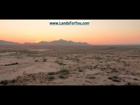 Land For Sale - 80 acres with Power - between Phoenix and Yuma!