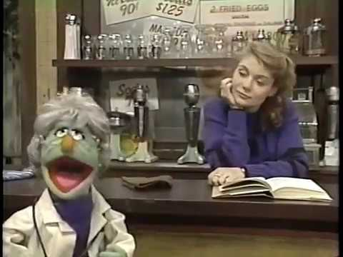 Classic Sesame Street - The People In Your Neighborhood Doctor Astronaunt