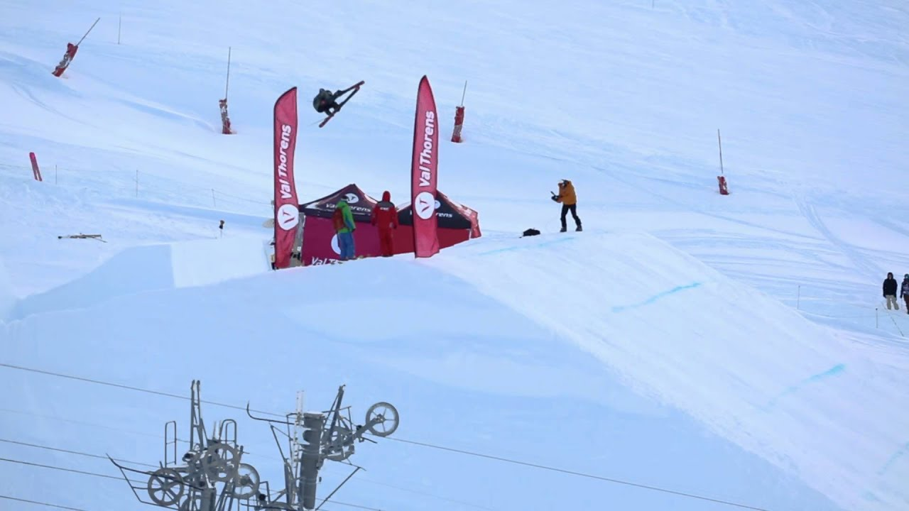 SFR - Tour Val-Thorens 2016 qualifications - Runs ...
