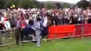 MAKEG8HISTORY - G8 in Scotland (2005) - Part II