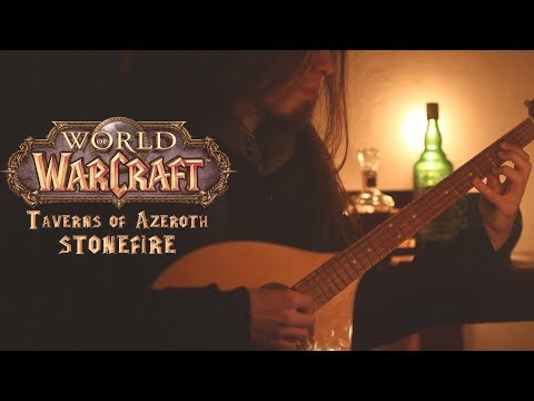 World of Warcraft - Stonefire - Cover by Dryante (Taverns of Azeroth)