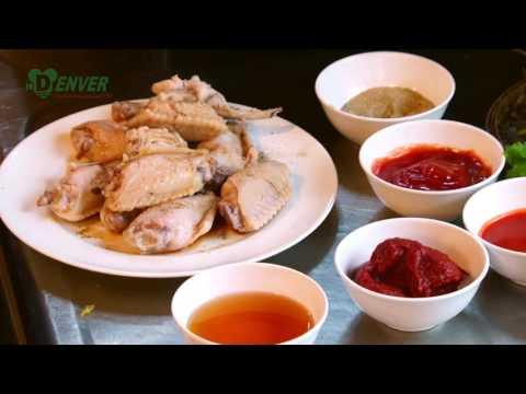ยอดเชฟไทย (Yord Chef Thai) 12-11-16 : ปีกไก่เหล้าแดง