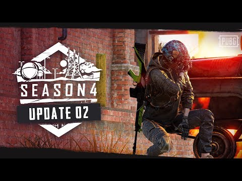 PUBG - Patch Report - Update 4.2