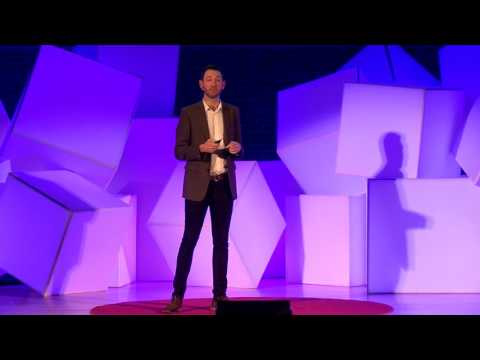 Think Small: Using Data to Help Small Towns | Kyle Shank | TEDxDirigo