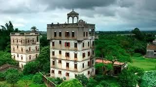каменные башни в Китае