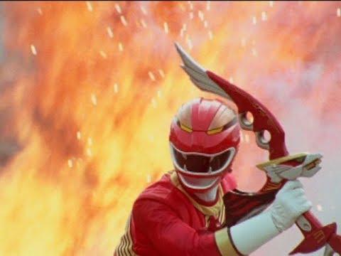 "Power Rangers Wild Force - Power Rangers vs Orgs | Episode 28 ""Homecoming"""